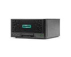 SERVIDOR HPE PROLIANT MICROSERVER GEN10 PLUS, INTEL XEON E-2224 QUAD-CORE 3.40GHZ 8MB,16GB 1 X 16GB PC4 DDR4 2666MHZ UDIMM, 1 X 1TB 7.2K RPM 3.5IN NHP, SMART ARRAY S100I SATA, NO OPTICAL 180W 1YR NBD